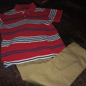 Outfit boys size 10